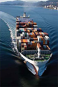 Global Shipping Logistics